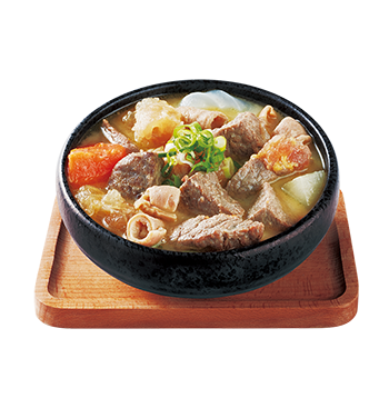 Miso beef stew with beef intestine, tendon and konnyaku *Taichung  Limited
